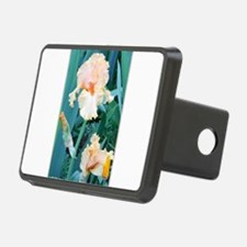 Irises! Spring flower photo! Hitch Cover