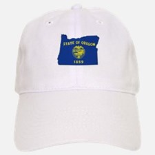 Oregon Flag Baseball Baseball Cap
