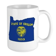 Oregon Flag Mug