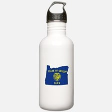 Oregon Flag Water Bottle