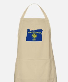 Oregon Flag Apron