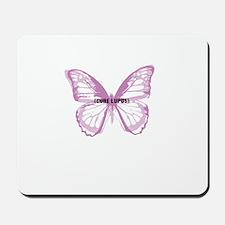 cure lupus Mousepad