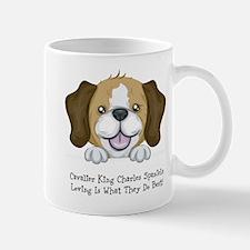 Cavalier King Charles Spaniels Loving Mug
