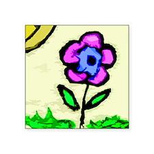 Sunny Day Flower Sticker