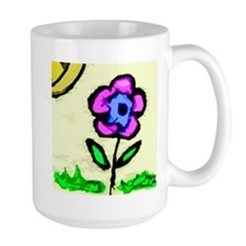 Sunny Day Flower Mug
