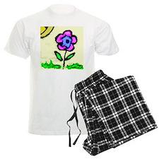 Sunny Day Flower Pajamas