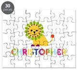 Christopher name Puzzles