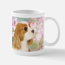 Spring Dogwood Cavalier King Charles Spaniel Mug
