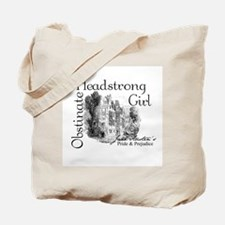 Obstinate Headstrong Tote Bag