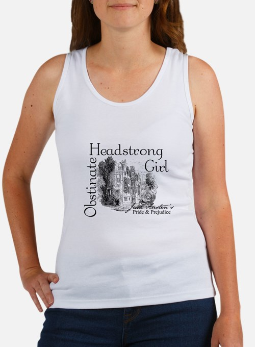 Obstinate Headstrong Women's Tank Top