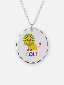 Colt Loves Lions Necklace