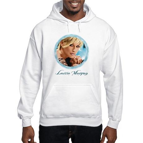 Hooded Lorrie Morgan Sweatshirt