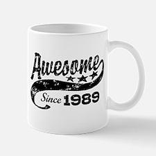 Awesome Since 1989 Mug