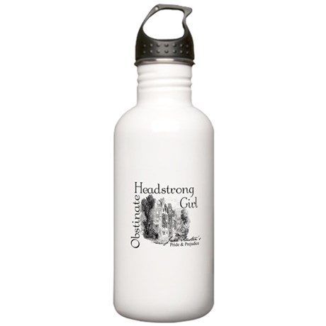 Obstinate Headstrong Stainless Water Bottle 1.0L