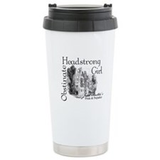 Obstinate Headstrong Travel Mug