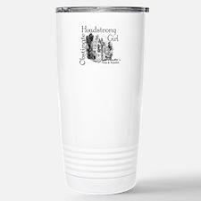 Obstinate Headstrong Travel Mug