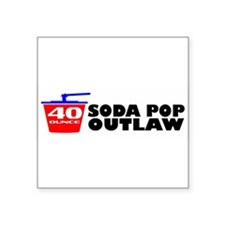 New York City Soda Pop Outlaw - Bloomberg Ban Stic