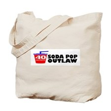 New York City Soda Pop Outlaw - Bloomberg Ban Tote