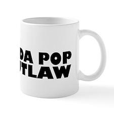 New York City Soda Pop Outlaw - Bloomberg Ban Mug