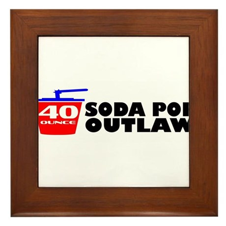 New York City Soda Pop Outlaw - Bloomberg Ban Fram
