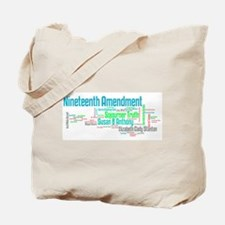Voting is our right II Tote Bag