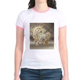 Unicorn Jr. Ringer T-Shirt