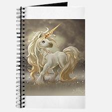Golden unicorn Journal