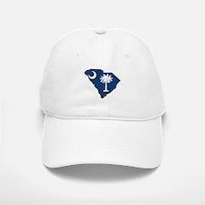 South Carolina Flag Baseball Baseball Cap