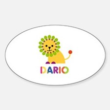 Dario Loves Lions Decal