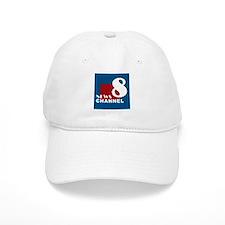News Channel 8 Baseball Baseball Cap