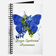 Down Syndrome Awareness Butterfly Journal