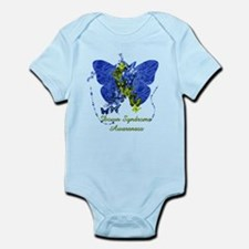 Down Syndrome Awareness Butterfly Body Suit