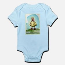 Duckling! Cute duck art! Body Suit