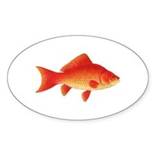 Goldfish Logo Decal