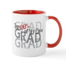 Funny GRAD Top 100% Mug