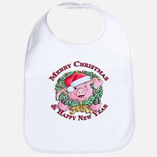 Christmas 1 Bib
