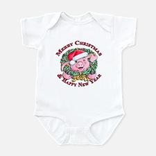 Christmas 1 Infant Bodysuit
