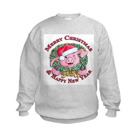 Christmas 1 Kids Sweatshirt