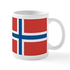 Norwegian Flag Mug