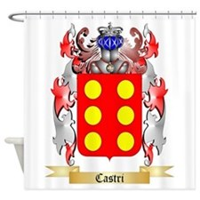 Castri Shower Curtain