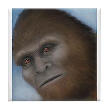 Bigfoot: The Unexpected Encounter Tile Coaster