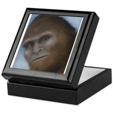 Bigfoot: The Unexpected Encounter Keepsake Box