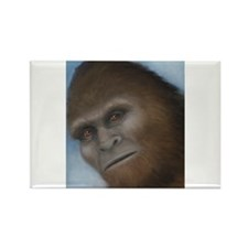 Bigfoot: The Unexpected Encounter Rectangle Magnet