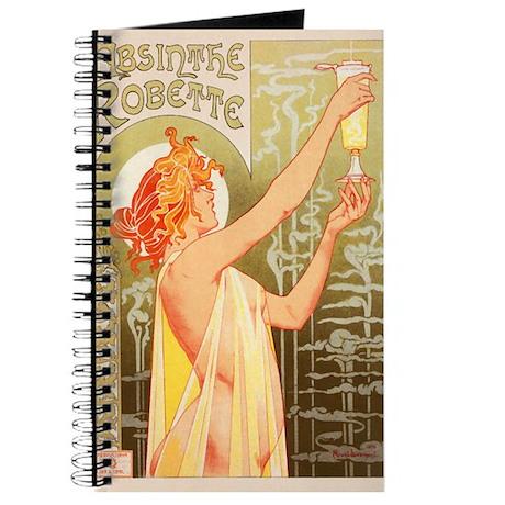 Vintage Absinthe Journal