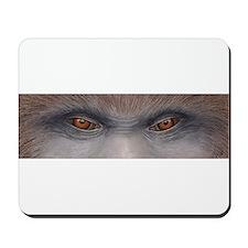 Sasquatch Eyes Mousepad