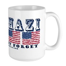 Benghazi - We will Not Forget Mug