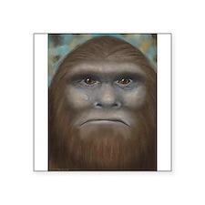 "Bigfoot Square Sticker 3"" x 3"""