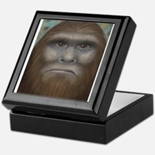 Bigfoot Keepsake Box