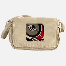 Kushtaka (Bigfoot) Messenger Bag
