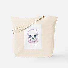 Girls Can Like Skulls Too Ya Know Tote Bag